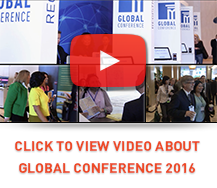 Click to view video about Global Conference 2016