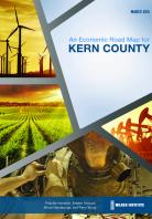Kern County Economic Road Map by Milken Institute cover