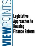 Leg. Approaches to Housing Finance Reform