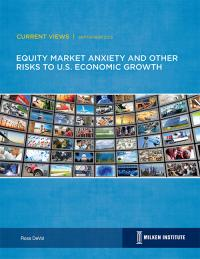 Equity Market Anxiety 1
