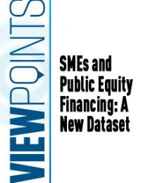 SMEs and Public Equity Financing Thumbnail