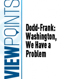 viewpoints dodd frank